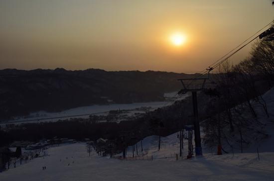 名古屋から夜行発日帰りで行ってきました|エイブル白馬五竜のクチコミ画像
