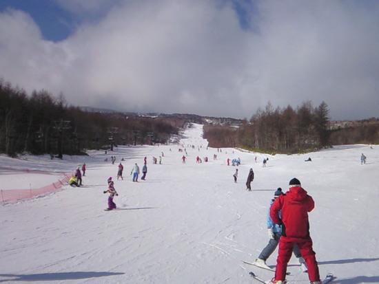 仙台から、初めての嬬恋|パルコールつま恋スキーリゾートのクチコミ画像