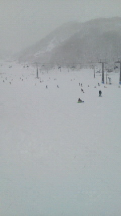 雪質最高~!!