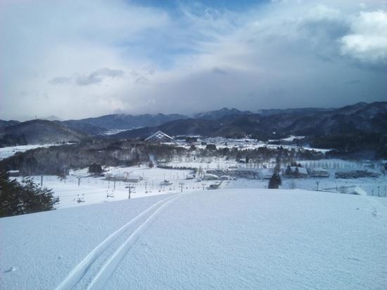降雪後のゲレンデは最高ね。|アップかんなべのクチコミ画像2