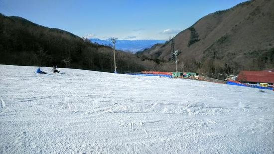 子どもの練習に最適!|カムイみさかスキー場のクチコミ画像