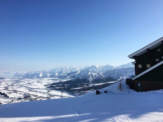 多彩なコースと美味しいご飯!|石打丸山スキー場のクチコミ画像