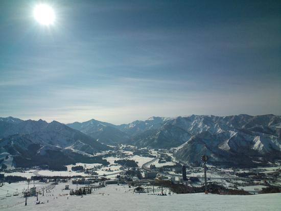 12月から積雪十分!|岩原スキー場のクチコミ画像