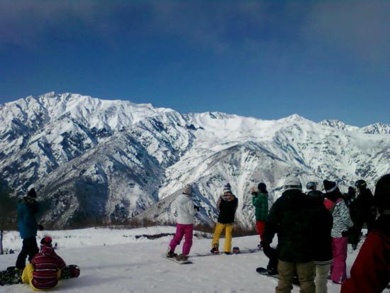 今年も、雪もお天気も最高!|Hakuba47 ウインタースポーツパークのクチコミ画像