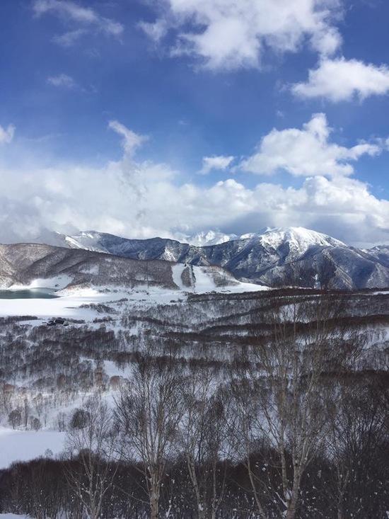 予想外|かぐらスキー場のクチコミ画像