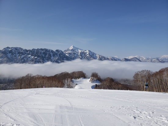 戸隠最高!!|戸隠スキー場のクチコミ画像