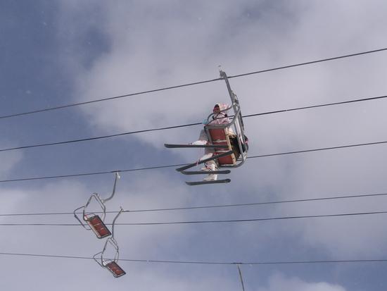 標高が高いだけに|万座温泉スキー場のクチコミ画像