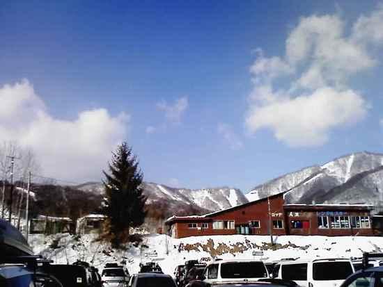 雪質・量、申し分なし!|かたしな高原スキー場のクチコミ画像