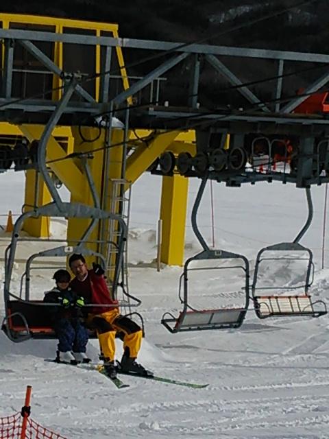 唯一のスキー専用|かたしな高原スキー場のクチコミ画像