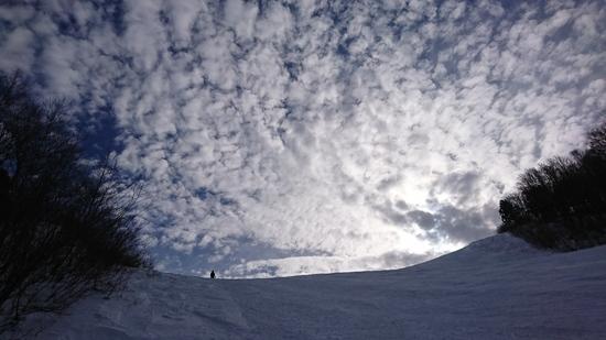 午前中カリカリ、午後から緩んでgood|黒伏高原スノーパーク ジャングル・ジャングルのクチコミ画像2