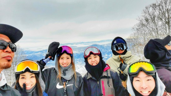 縦に長いゲレンデ|赤倉観光リゾートスキー場のクチコミ画像
