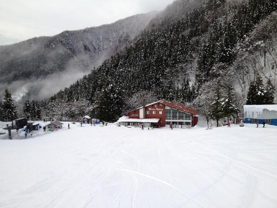 のんびりできます。|ホワイトバレースキー場のクチコミ画像