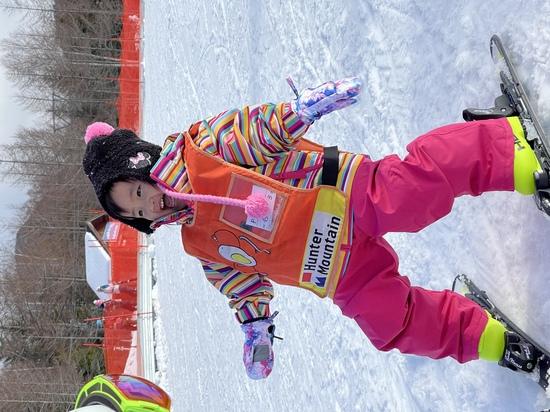 初の子連れスキー|ハンターマウンテン塩原のクチコミ画像