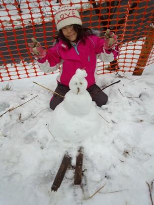 初滑り|治部坂高原スキー場のクチコミ画像