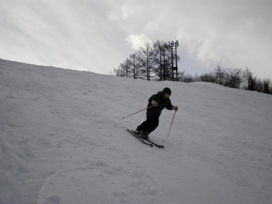 12月15日 グリーンピア津南|ニュー・グリーンピア津南スキー場のクチコミ画像