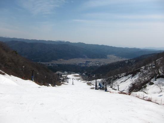 2014/04/13(日) 長野県 五竜とおみスキー場の速報|エイブル白馬五竜のクチコミ画像