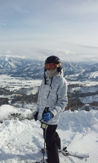広くてコースの数が多くてリフトもすいていました。|上越国際スキー場のクチコミ画像