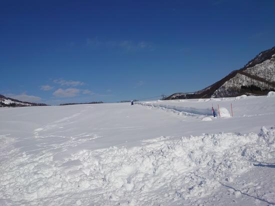 オープン3日後の初の週末に行ってきました! 岩原スキー場のクチコミ画像2