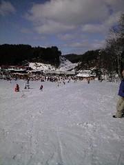 雪がたっぷり|芸北国際スキー場のクチコミ画像