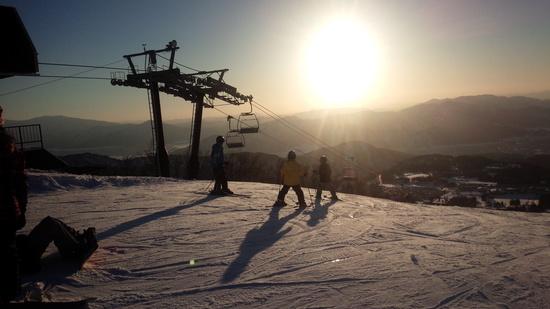 年長さんでも、ほぼ全コース制覇したぞ!|スキージャム勝山のクチコミ画像