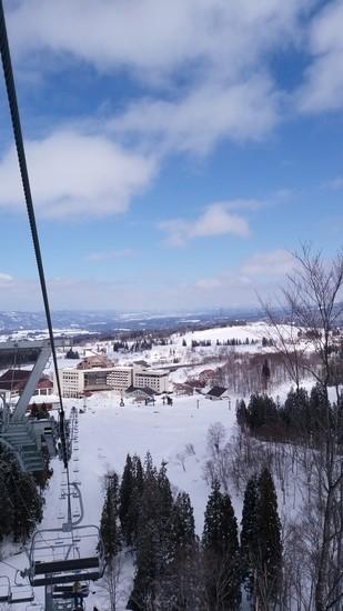 春スノーボード!|ニュー・グリーンピア津南スキー場のクチコミ画像