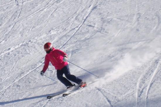 新雪と晴天|信州松本 野麦峠スキー場のクチコミ画像