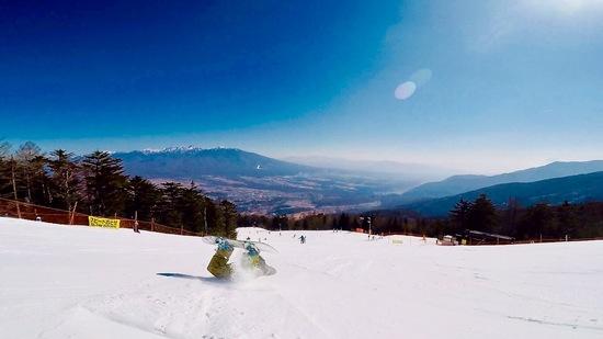 景色最高! 富士見パノラマリゾートのクチコミ画像2