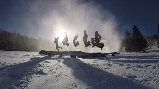 スノーマジック|しらかば2in1スキー場のクチコミ画像