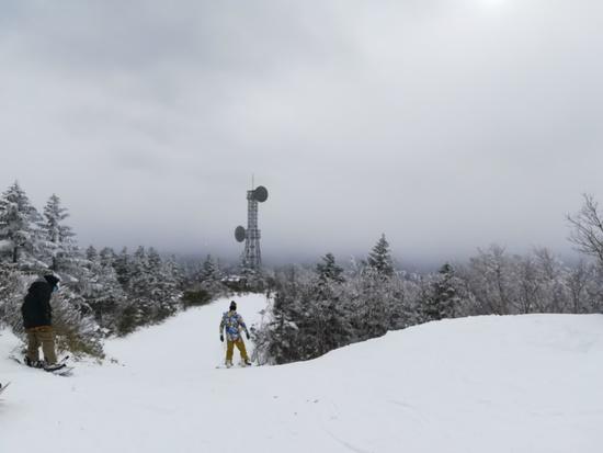 色んな意味でしんどい|会津高原たかつえスキー場のクチコミ画像1