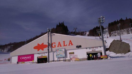 春|GALA湯沢スキー場のクチコミ画像