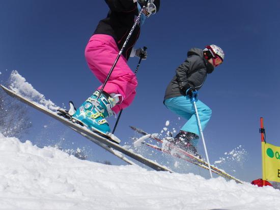 初級から上級まで楽しめるスキー場|めいほうスキー場のクチコミ画像