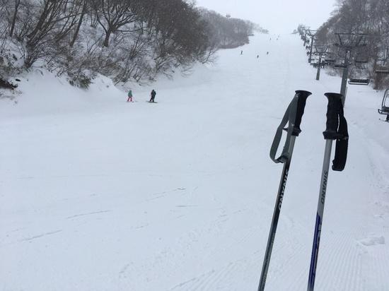 チャンピオン コース|グランスノー奥伊吹(旧名称 奥伊吹スキー場)のクチコミ画像