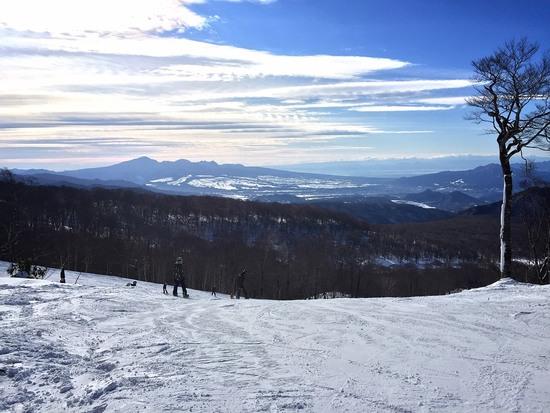 スキー場のゆるキャラ|たんばらスキーパークのクチコミ画像