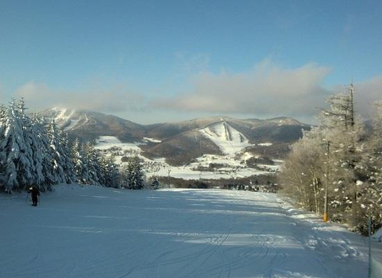 降雪後で快適!|菅平高原スノーリゾートのクチコミ画像