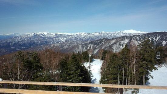 この時期にしては、かなりのシャバ雪になって来ました|丸沼高原スキー場のクチコミ画像
