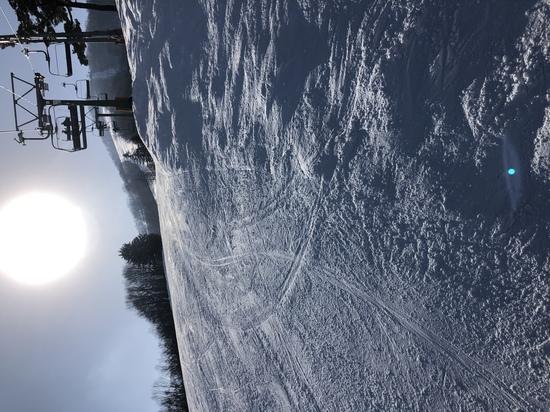 初滑り|斑尾高原スキー場のクチコミ画像