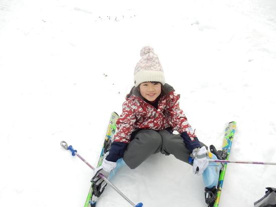 スキーはサイコー!!|湯沢中里スノーリゾートのクチコミ画像2
