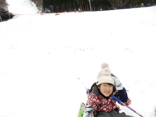 スキーはサイコー!!|湯沢中里スノーリゾートのクチコミ画像3