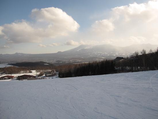 バラギゲレンデ健在|パルコールつま恋スキーリゾートのクチコミ画像