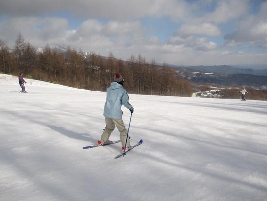 バラギゲレンデ健在 パルコールつま恋スキーリゾートのクチコミ画像2
