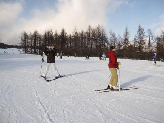 バラギゲレンデ健在 パルコールつま恋スキーリゾートのクチコミ画像3