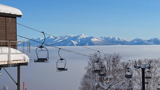 年末の状況|富良野スキー場のクチコミ画像