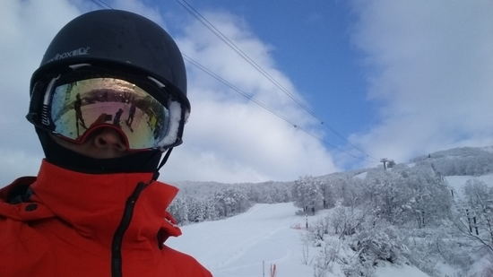 リフト券半額頂きました❗|六日町八海山スキー場のクチコミ画像