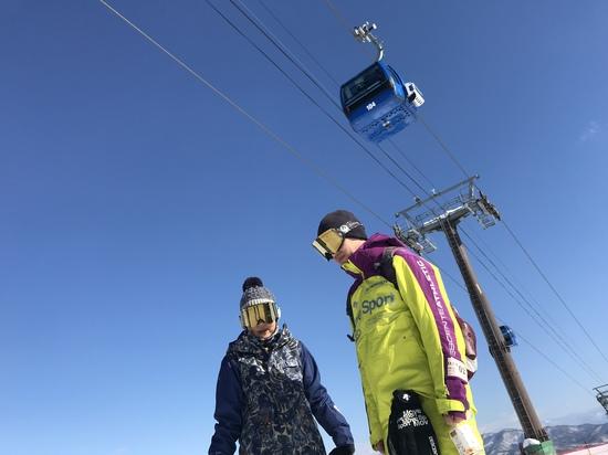 いいお天気|妙高杉ノ原スキー場のクチコミ画像