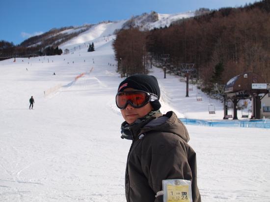 寒かった!|しらかば2in1スキー場のクチコミ画像