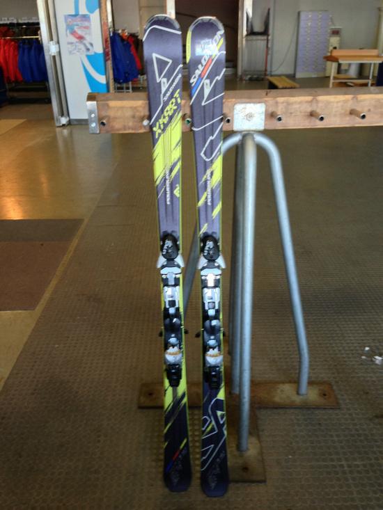 エキスパートレンタルでいろんなスキー板にトライ|パルコールつま恋スキーリゾートのクチコミ画像3