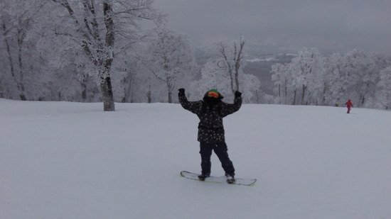 でかい!!!|野沢温泉スキー場のクチコミ画像