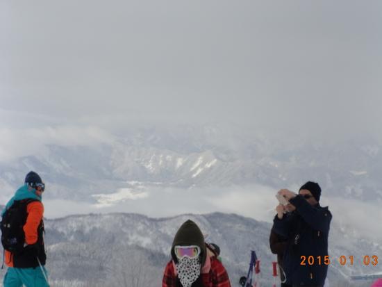新年の一発目|スキージャム勝山のクチコミ画像2