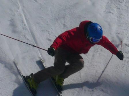 レーサーがワンサカ|信州松本 野麦峠スキー場のクチコミ画像