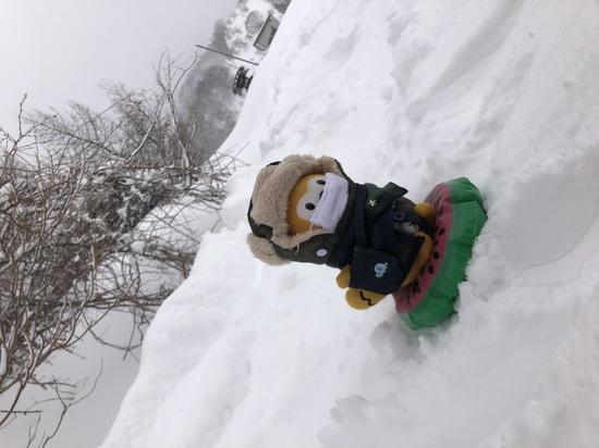 そろそろ滑ろうかな|おじろスキー場のクチコミ画像